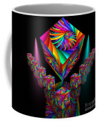 In Different Colours Thrown -6- Coffee Mug