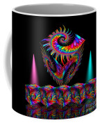 In Different Colours Thrown -7- Coffee Mug