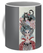 In Dreams Of Ricky Bobbie And Me In China Coffee Mug