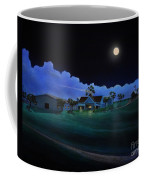 In For The Night At Empire Ranch Coffee Mug