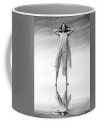 In Heaven There Are Angels Coffee Mug