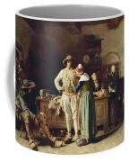 In Hoc Signo Vinces Coffee Mug