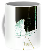 In Line Coffee Mug