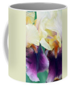 In Love With Iris Coffee Mug