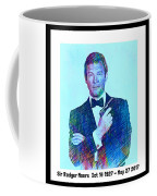 In Memory Of Roger Moore Coffee Mug