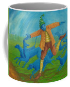 In Pursuit Of Anything. Coffee Mug