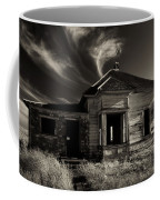 In Ruin Coffee Mug by Mike  Dawson
