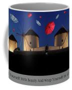 In Search Of Beauty Coffee Mug