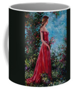 In Summer Garden Coffee Mug