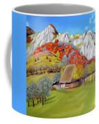 In The Autumn Light Coffee Mug