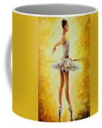 In The Ballet Class Coffee Mug