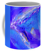 In The Blue Deep Coffee Mug