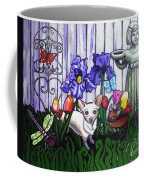 In The Chihuahua Garden Of Good And Evil Coffee Mug