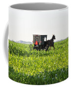 In The Corn Coffee Mug