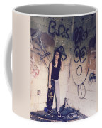 In The Corner  Coffee Mug