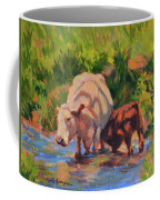In The Creek Coffee Mug
