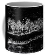 In The Dark Of The Night Coffee Mug