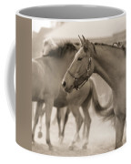In The Dust Coffee Mug