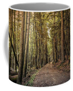 In The Forest Cathedral  Coffee Mug