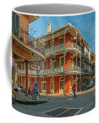 In The French Quarter - 3 Coffee Mug