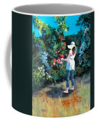 In The Garden Coffee Mug