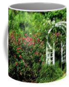 In The Garden Coffee Mug by Carolyn Marshall