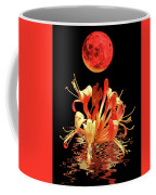 In The Heat Of The Night 2 Honeysuckle Red Moon Coffee Mug