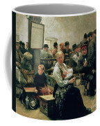 In The Land Of Promise Coffee Mug by Charles Frederic Ulrich
