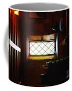 In The Lattice-windowed Attic Coffee Mug