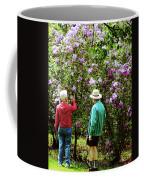 In The Lilac Garden Coffee Mug