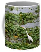 In The Lily Pads Coffee Mug