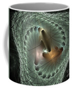 In The Mesh Coffee Mug