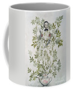 In The Midst Of A Tree Sat A Kindly Looking Old Woman' Coffee Mug