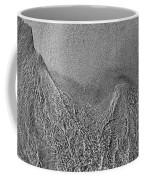 In The Moment Bw  Coffee Mug