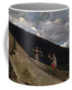 In The Mountains Coffee Mug
