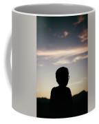 In The Shadow Of Sunrise. Coffee Mug