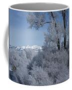 In The Shadows Of The Fog Coffee Mug