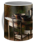 In The Shaker Kitchen Coffee Mug