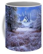 In The Snowy Forest Coffee Mug