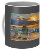 In The Spotlight Bordered Coffee Mug