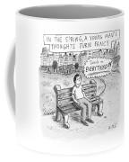 In The Spring Coffee Mug