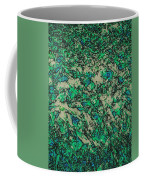 In The Stillness Of The Pond Coffee Mug