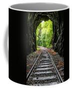 In The Tunnel Coffee Mug