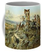 In The Wake Of The Hunters Coffee Mug