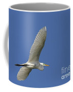 In The Wild Blue Yonder Coffee Mug