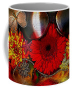 In The Wood Of Fantasy By The Water Coffee Mug