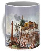 Inca Native Indians Coffee Mug