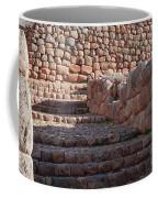 Inca Steps At Chinchero  Coffee Mug