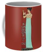 Incandescence Par Le Gaz  1892 Coffee Mug