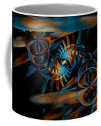 Inception Abstract Coffee Mug
